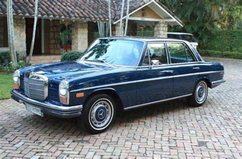 mercedes bank log in w115 archives german cars for sale