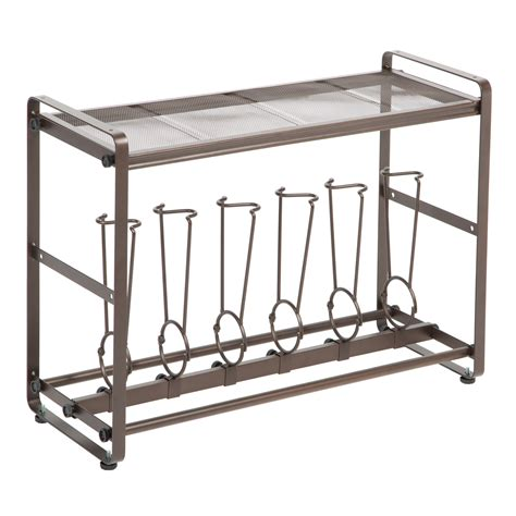 interlocking boot and shoe rack storage system ebay