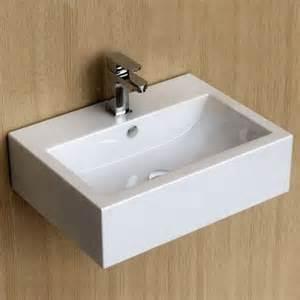 lavabo salle de bain castorama les crit 232 res de choix d un lavabo la superficie de la