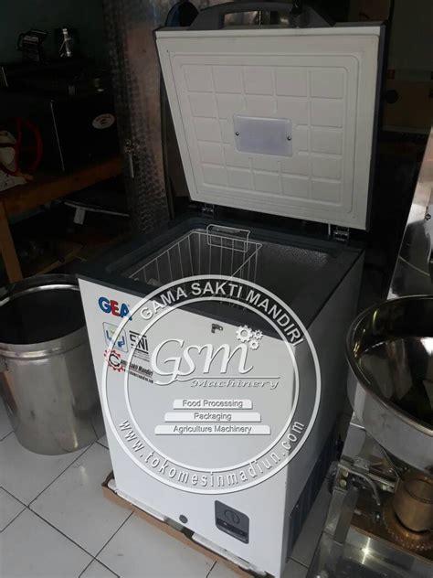 mesin freezer daging gea toko alat mesin usaha