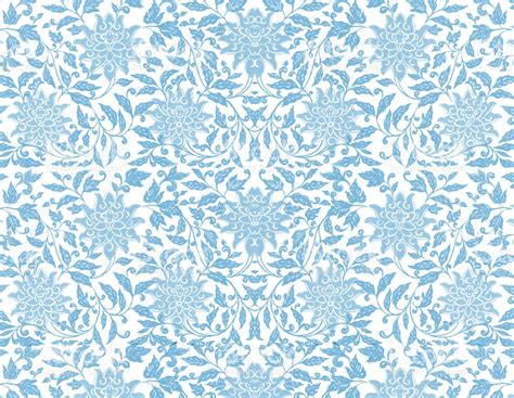 wallpaper pattern vintage blue blue vintage tapete vektor illustration 471310725 istock