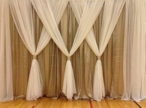 gardinen dekorationsvorschlaege fenster gardinen