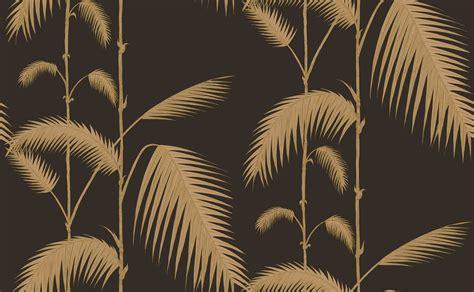 Cole & Son - Palm Leaves Wallpaper Mint Leaves Wallpaper
