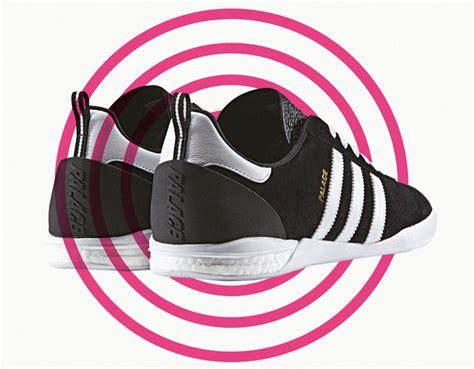 Adidas Palace Classic Black White Premium adidas originals x palace skateboards palace indoor the drop date