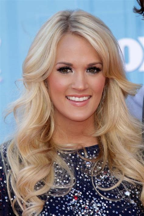 western singers blonde highlight hairstyles 250 best carrie underwood images on pinterest country
