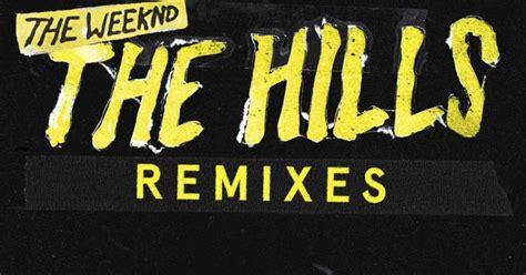 eminem zombie remix the weeknd eminem et nicki minaj remixent quot the hills quot