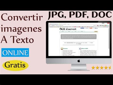 convertir imagenes bmp a pdf como convertir imagenes a texto ocr escaner online