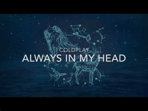 coldplay yes mp3 download free coldplay always in my head lyrics