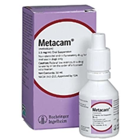meloxicam for dogs dosage metacam meloxicam suspension 0 5 mg ml 15 ml vetdepot