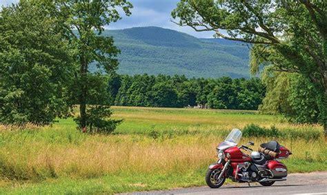 Motorcycle Apparel York Region by Cing In The New York Catskills Rider Magazine