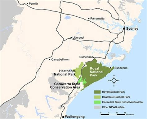 royal location royal national park consultation your say