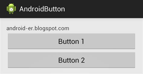 android onclicklistener android er simple exle of button and onclicklistener