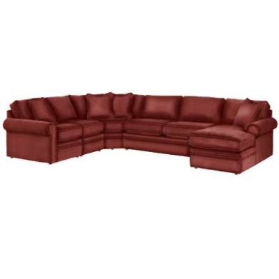 lazy boy collins sectional la z boy 494 collins stationary sofa discount furniture at