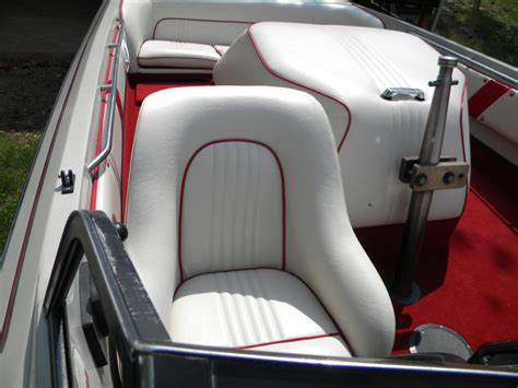 ski boat upholstery marine grateful threads custom upholstery
