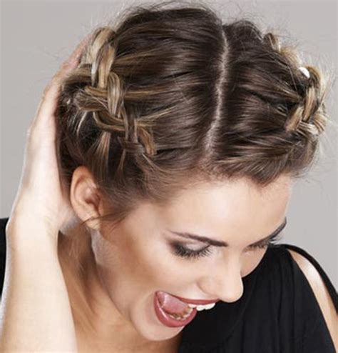 www hair stlyes photos hair style crown braid ladies hairstyles in 2014 hunter