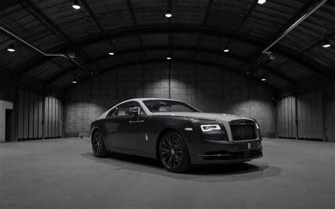 wallpaper  car black rolls royce wraith black