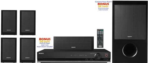sony bravia 5 1 channel 1000 watt cinematic surround sound