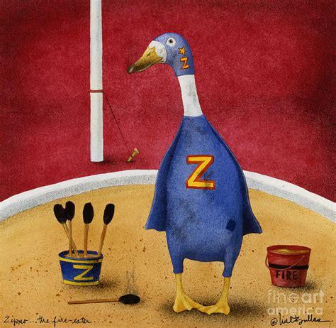 acrylic paint zippo zippo the eater painting by will bullas