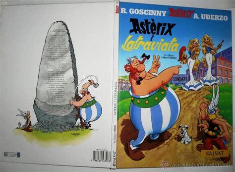 asterix y la traviata 8434567083 asterix i la traviata salvat n 250 m 31 goscinny comprar en todocoleccion 52016538