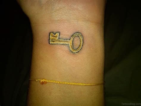 fancy tattoos 77 fancy key tattoos for wrist