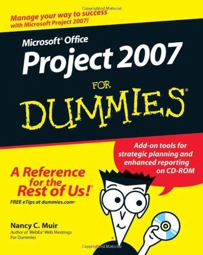 Project 2010 For Dummies microsoft office project 2007 for dummies free ebooks