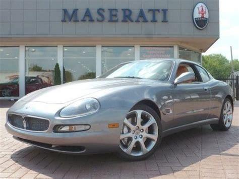 Average Price For A Maserati 2004 Maserati Coupe Cambiocorsa Data Info And Specs