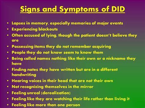 dissociative identity disorder multiple personality
