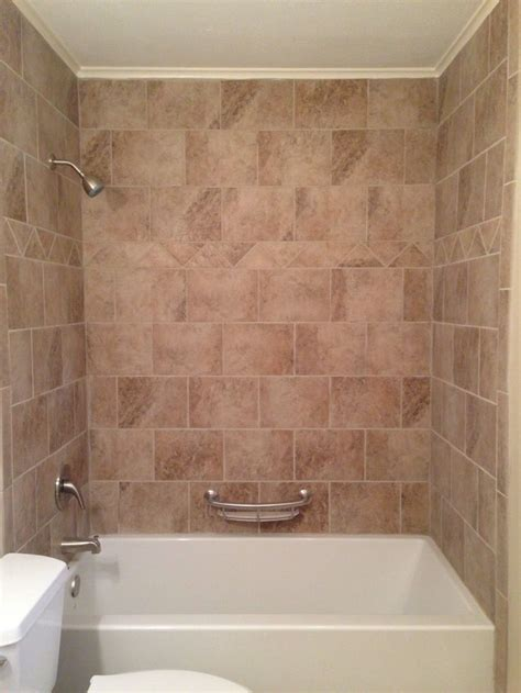 travertine bathtub 31 best images about our tile showers other tile
