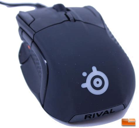Mouse Steelseries Rival 500 steelseries rival 500 moba mmo gaming mouse review page