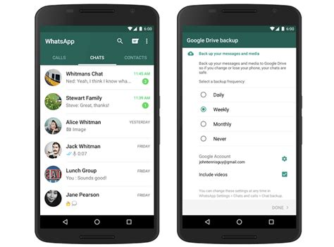 android whatsapp layout adım adım whatsapp google drive ile nasıl yedeklenir