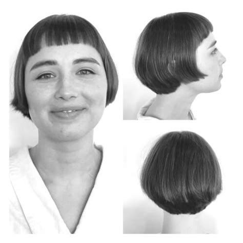 Vintage Bob With Bangs   www.pixshark.com   Images Galleries With A Bite!