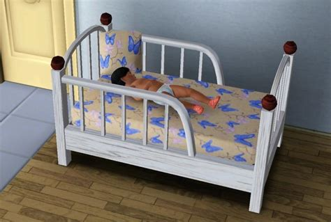 sims 3 toddler bed magicdawn s crib toddler