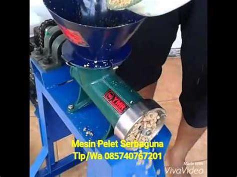 Harga Pelet Untuk Kelinci mesin pelet ikan ayam bebek kelinci kambing