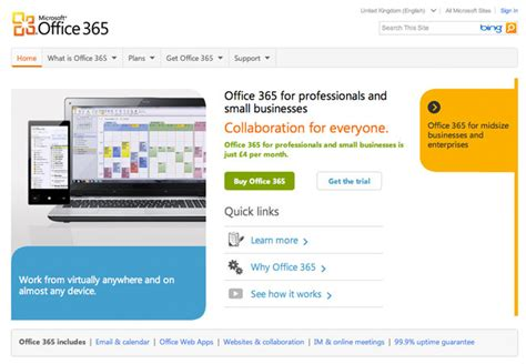 Microsoftonline 365 Sign In Microsoft Office 365 Goes Live