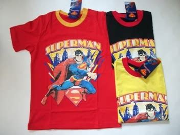 Setelan Kaos Batman rafikids grosir baju anak branded setelan strawberry jacket disney kaos batman stelan