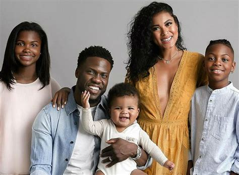 kevin hart family kevin hart has the best gift ever in his family