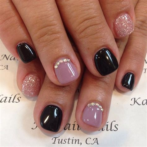 Nail Style Ideas by Best 25 Gel Nails Ideas On Nails