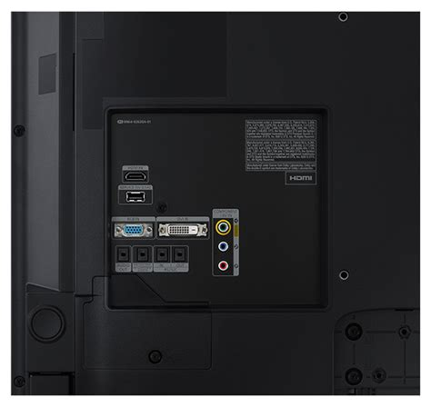 samsung d series samsung ed40d ed d series 40 quot direct lit led display digitialdisplaystore
