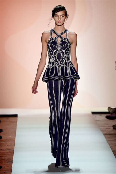Herve Leger And To Make A New York Fashion Week Return by Herve Leger Switzerland Fashion