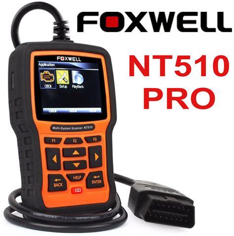 nt510 for jeep wrangler diagnostic scanner obd2 car scan