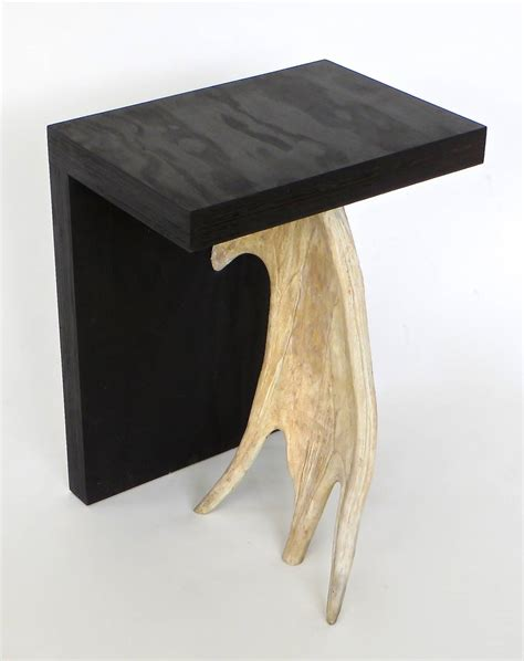 Stag Stool by Stag T Stool By Rick Owens At 1stdibs