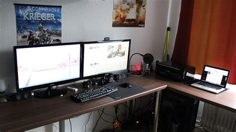 gaming zimmer mein gaming setup room tour 10 000 abonnenten special