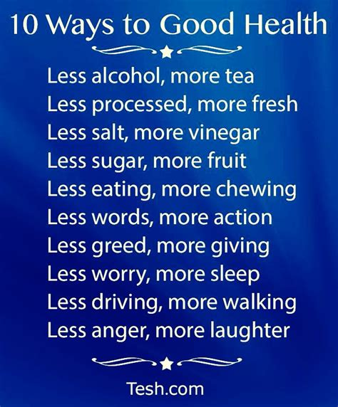 great advice for the new year a house that s clean enough 10 ways to good health trusper
