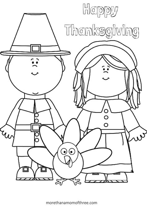 printable thanksgiving coloring pages printable thanksgiving crafts and activities for kids