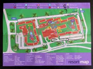 resort map picture of doubletree by orlando at