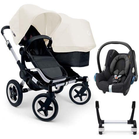 bugaboo car seat bugaboo duo pushchair cabriofix car seat