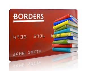 Borders Bookstore Gift Cards - win it wednesday 100 borders gift card
