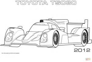toyota car coloring page 2012 toyota ts030 coloring page free printable coloring