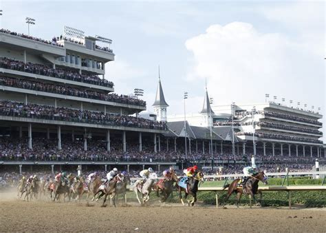 section 110 kentucky derby kentucky derby churchill downs travelled pinterest