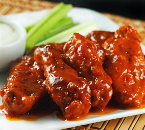 buffalo chicken buffalo wings recipe dishmaps